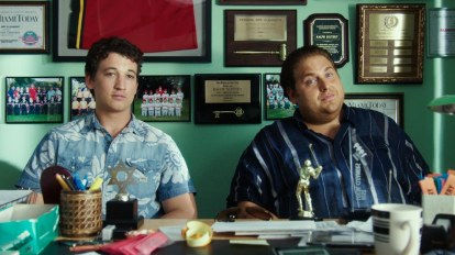 Miles Teller & Jonah Hill in War Dogs