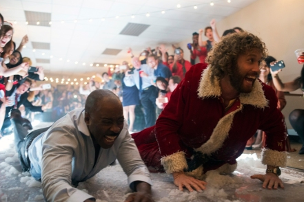 Courtney B. Vance & T.J. Miller in Office Christmas Party