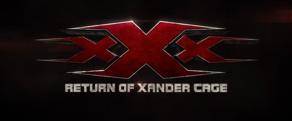 xXx: The Return of Xander Cage Logo