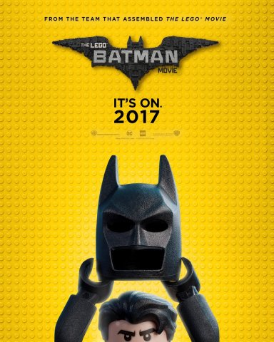 The LEGO Batman Movie Teaser Poster