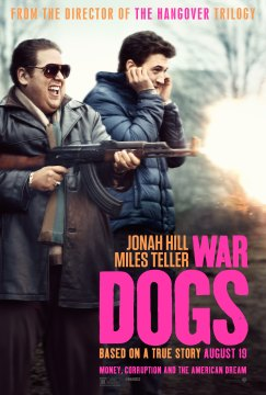 War Dogs Poster