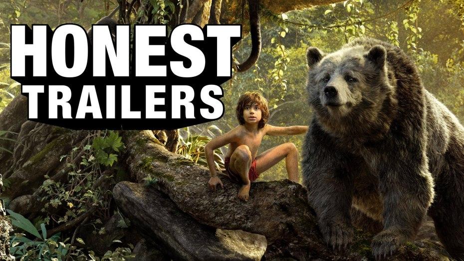 The Jungle Book (2016) Honest Trailer