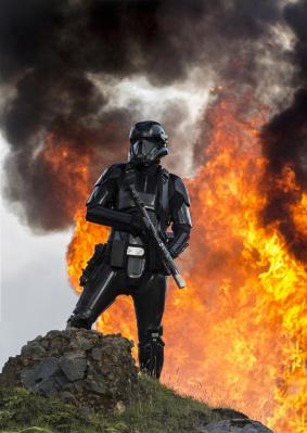 Deathtrooper for Rogue One: A Star Wars Story