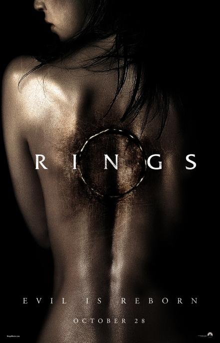 Rings Teaser Poster