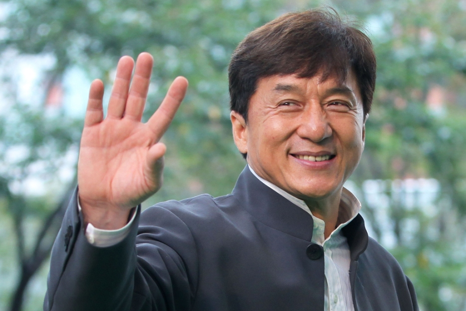 TOKYO, JAPAN - OCTOBER 22:  Director and actor Jackie Chan waves as he attends the 24th Tokyo International Film Festival (TIFF) Opening Ceremony at Roppongi Hills on October 22, 2011 in Tokyo, Japan. One of Asia's largest film festivals takes place from October 22 to 30, showcasing about 130 highly-selected films from a variety of genres in several programs including the 'Competition' section for the Tokyo Sakura Grand Prix.  (Photo by Kiyoshi Ota/Getty Images)