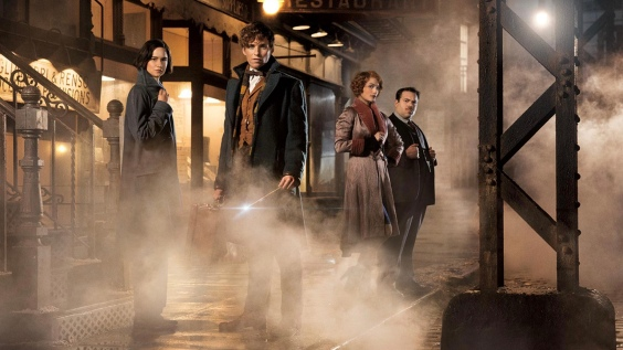 Cast of Fantastic Beasts and Where to Find Them