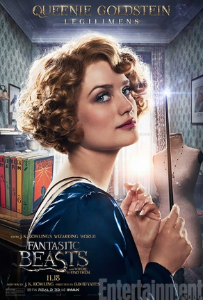 Fantastic Beasts and Where to Find Them Character Poster