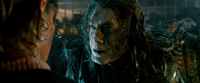 14. Pirates of the Caribbean: Dead Men Tell No Tales (9 points)