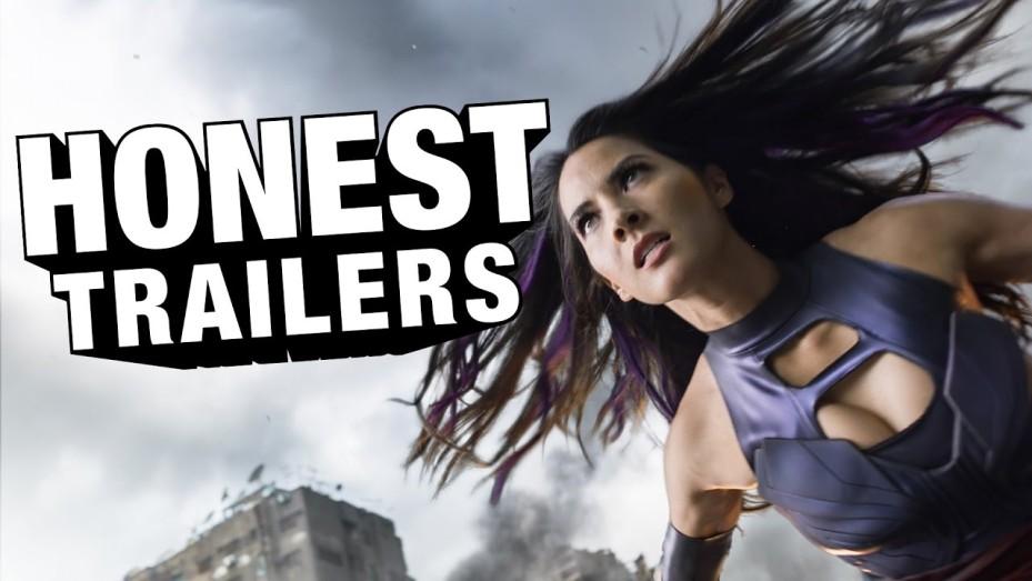 X-Men: Apocalypse Honest Trailer