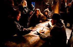 Cast & Crew of The Hateful Eight