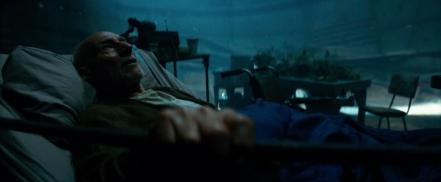 Patrick Stewart in Logan