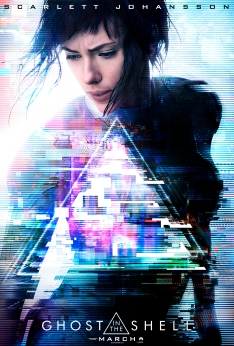 Ghost in the Shell Teaser Poster