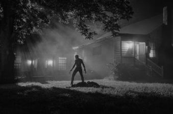 Hugh Jackman as Wolverine in Logan