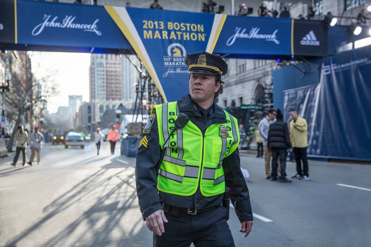New 'Patriots Day' Trailer: Mark Wahlberg Joins the Hunt
