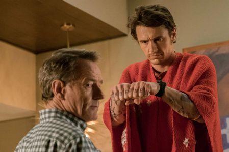 Bryan Cranston & James Franco in Why Him?