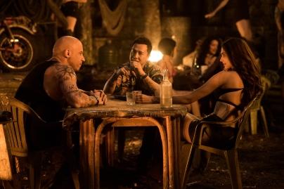 Vin Diesel, Donnie Yen & Deepika Padrone in xXx: Return of Xander Cage