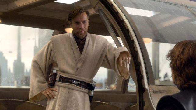 Ewan McGregor as Obi-Wan Kenobi in Star Wars: Episode III - Revenge of the Sith