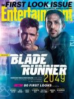 Blade runner 2049 EW Cover