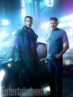 Ryan Gosling & Harrison Ford for Blade Runner 2049