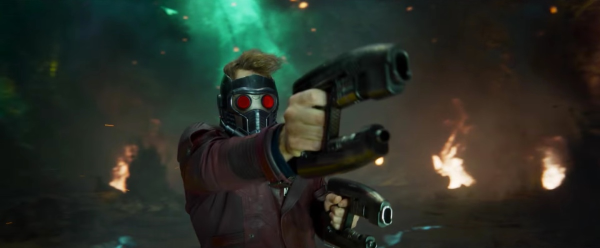 New 'Guardians of the Galaxy Vol. 2' Trailer: Showtime for the A-Holes