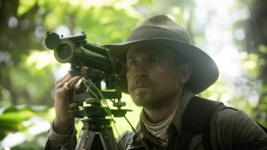 Charlie Hunnam in The Lost City of Z