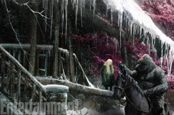 War for the Planet of the Apes Concept Art