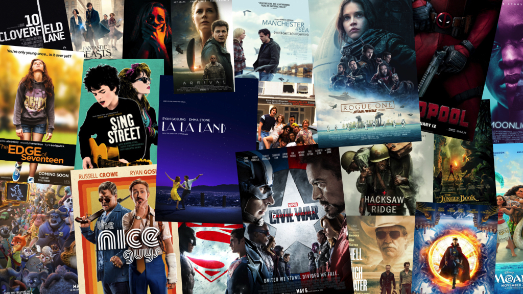Apocaflix! Movies' Top 10 Movies of 2016! – APOCAFLIX! MOVIES