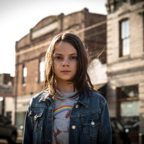 Dane Keen as X-23 in Logan