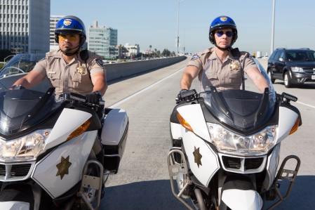 Michael Pena & Dax Shepard in CHiPs
