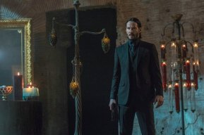 Keanu Reeves in John Wick: Chapter 2