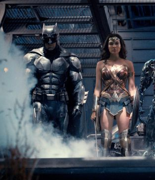 Batman & Wonder Woman in Justice League
