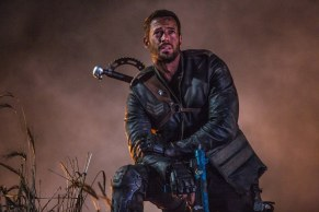 William Levy in Resident Evil: The Final Chapter