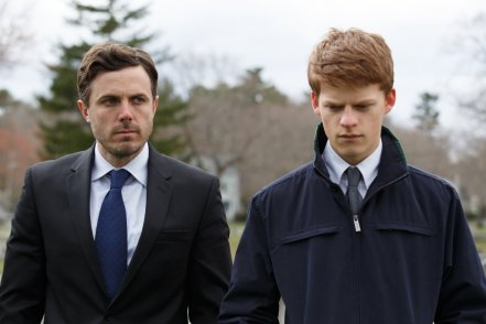 Casey Affleck & Lucas Hedges in Manchester by the Sea
