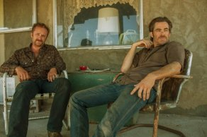 Ben Foster & Chris Pine in Hell or High Water