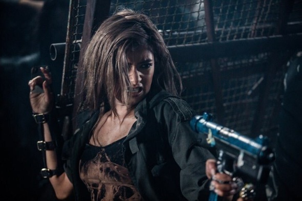 Rola in Resident Evil: The Final Chapter