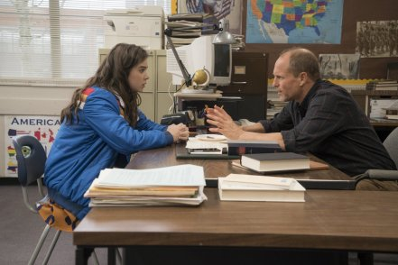 12. The Edge of Seventeen (12 points)