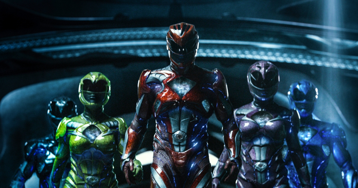 New 'Power Rangers' Trailer Is Our First Look at the Rangers, Zords & Putties in Action