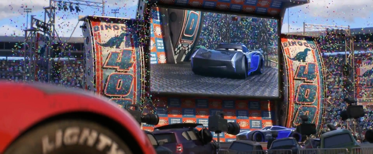 The Next Generation of Racers Arrive in the New 'Cars 3' Trailer