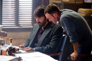 Ben Affleck & Chris Terrio for Argo