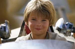 Jake Lloyd as Anakin Skywalker in Star Wars: Episode I - The Phantom Menace