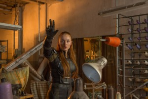 Sophie Turner as Jean Grey in X-Men: Apocalypse
