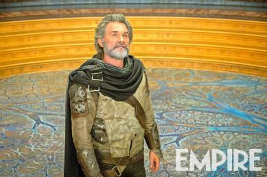 Kurt Russell as Ego the Living Planet in Guardians of the Galaxy Vol. 2