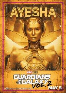 guardians-of-the-galaxy-2-poster-ayesha-elizabeth-debicki