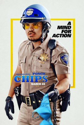 CHiPs Character Poster