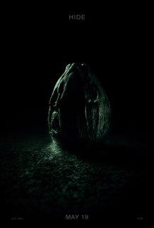Alien: Covenant Teaser Poster