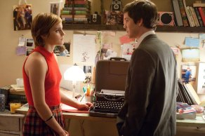 Emma Watson & Logan Lerman in The Perks of Being a Wallflower