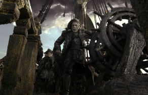 Javier Bardem in Pirates of the Caribbean: Dead Men Tell No Tales