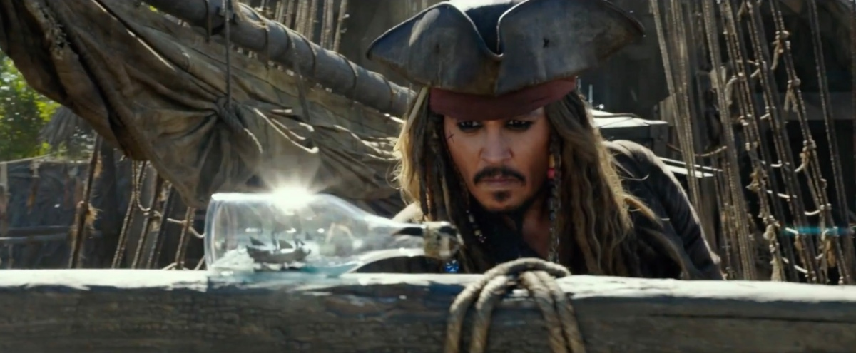 New 'Pirates of the Caribbean: Dead Men Tell No Tales' Trailer Has Jack Sparrow Up to His Old Tricks