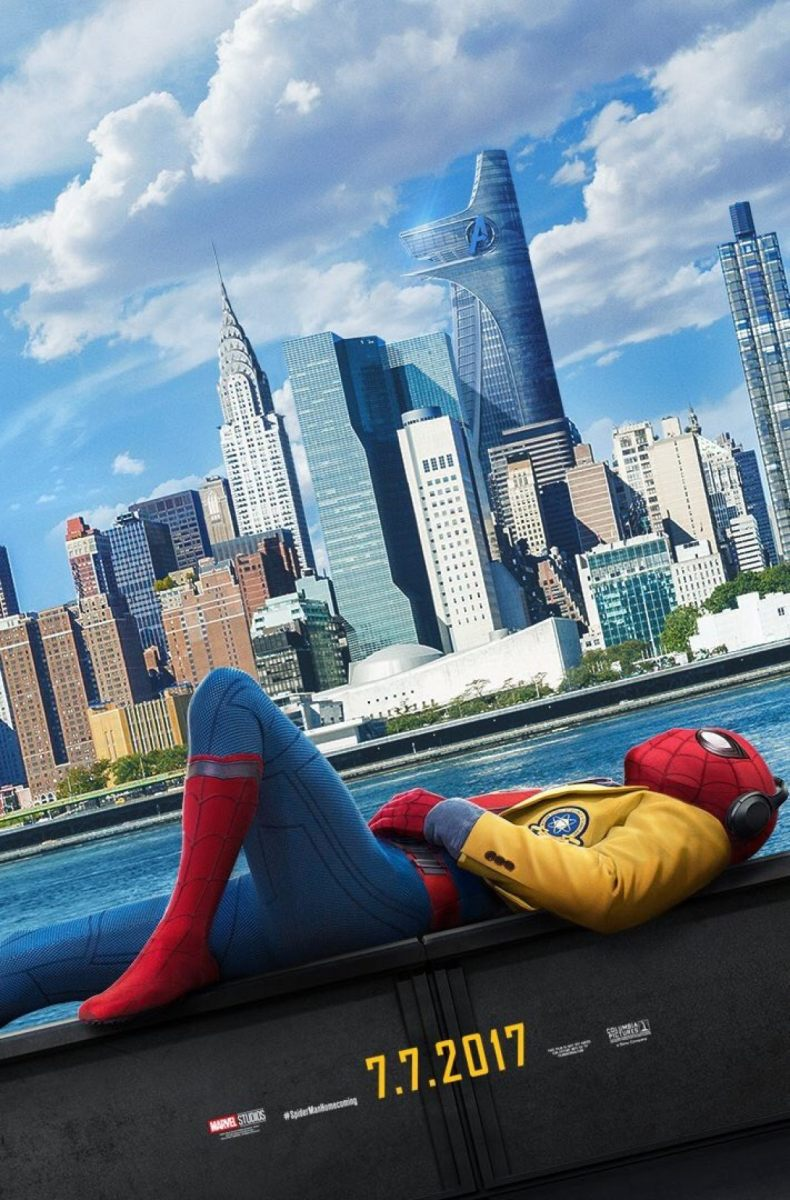 Hang Out with Spidey in New 'Spider-Man: Homecoming' Posters; New Trailer Released Tomorrow!