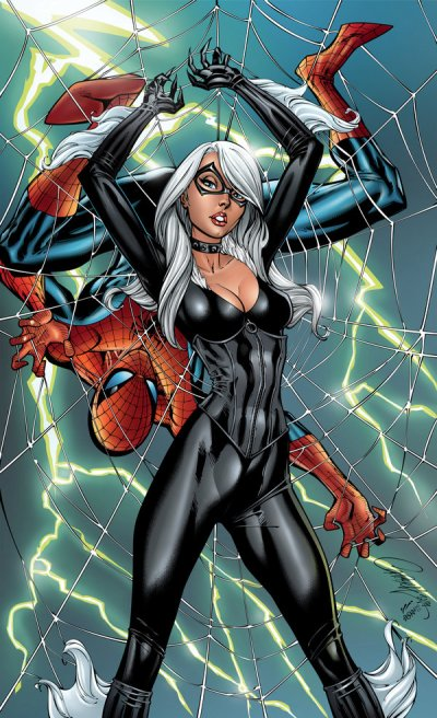 spiderman_and_black_cat_by_roncolors-d98xxtx